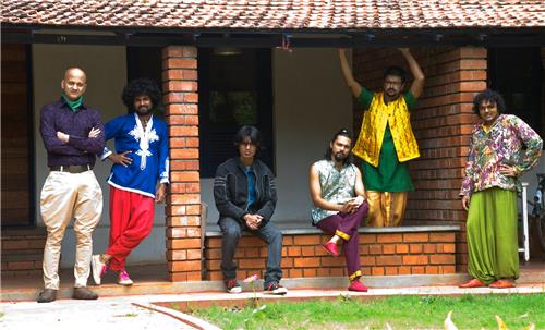 Rock Bands from Begaluru