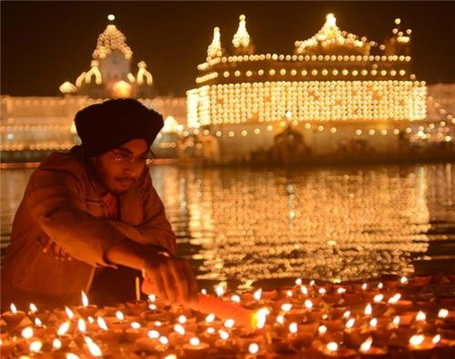 Diwali Celebrations in Punjab