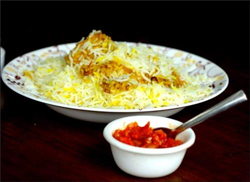 Biryanis in India