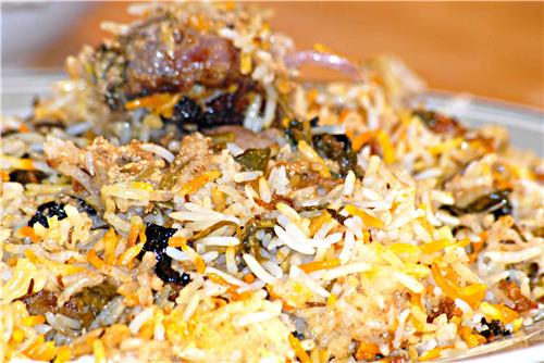 Biryanis of India