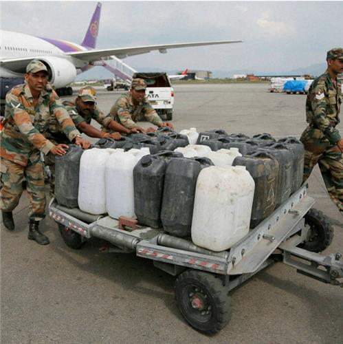 Disaster Management in India