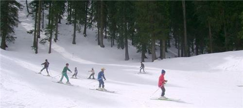 The Best Places for Skiing in India