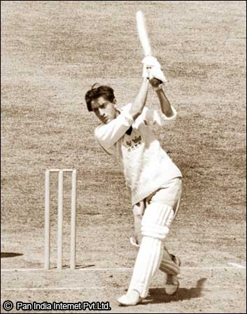 Biography of Mansoor Ali Khan Pataudi