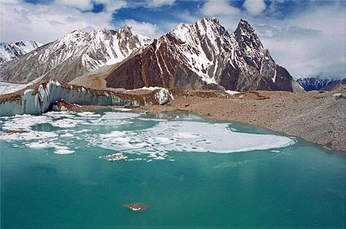 Karakoram Mountain Range