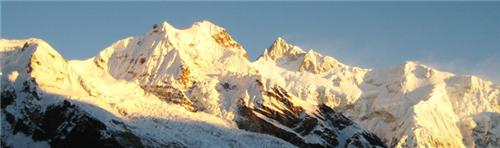 Northern Mountain Ranges