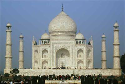 Taj Mahal - Finest example of Indian Architecture