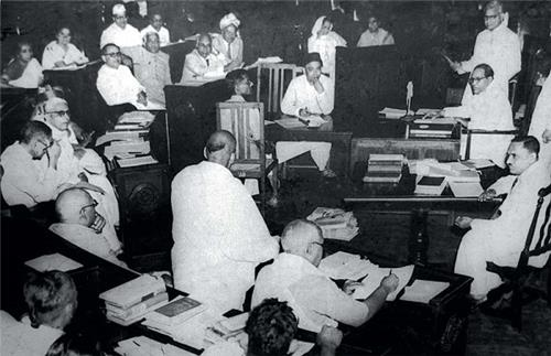 Constituent Assembly Meeting