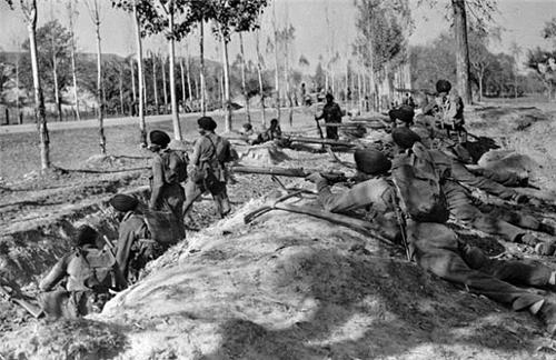 Indo-Pakistani War of 1947–1948