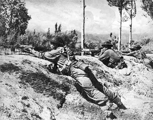 The Indo-Pakistani War