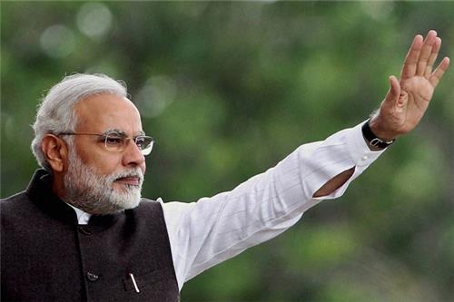 Narendra Modi - Incumbent
