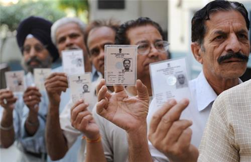 Voting in India