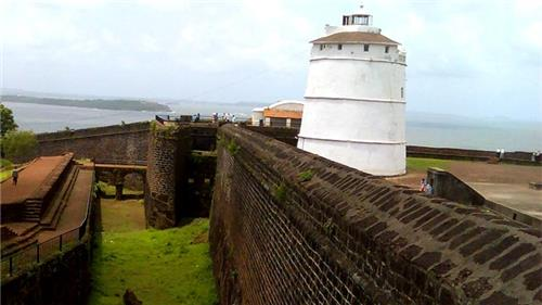 Auguada Fort Goa