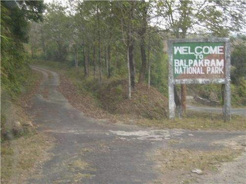 National Parks in Meghalaya