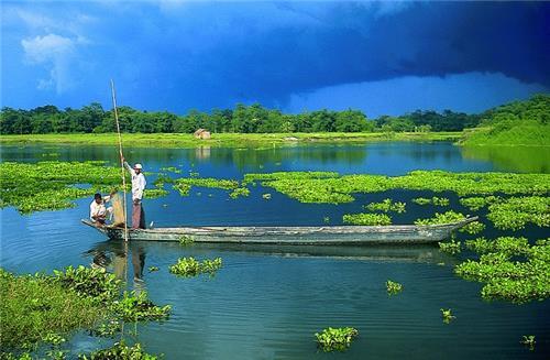 Majuli - World's Largest Fresh Water Island