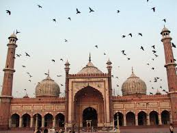 Top Mosques in India