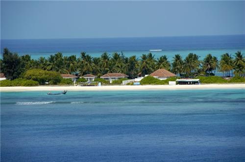 Kadmat Island Lakshadweep