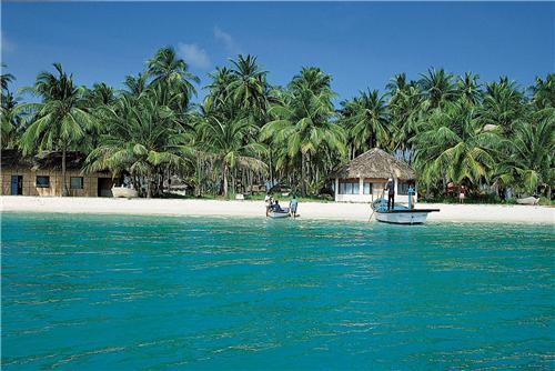 Top beaches for honeymoon in India