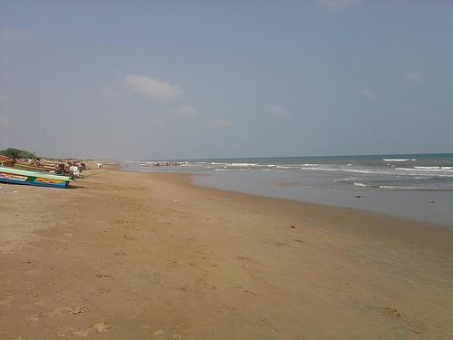 Top beaches of AP