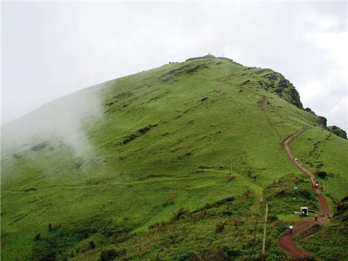 Trekking spots in Karnataka