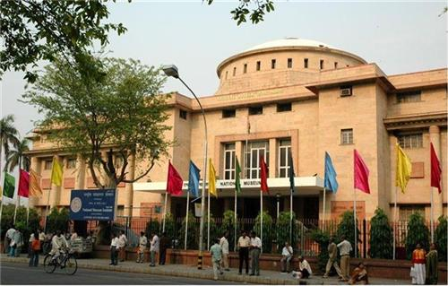 National Museum in New Delhi