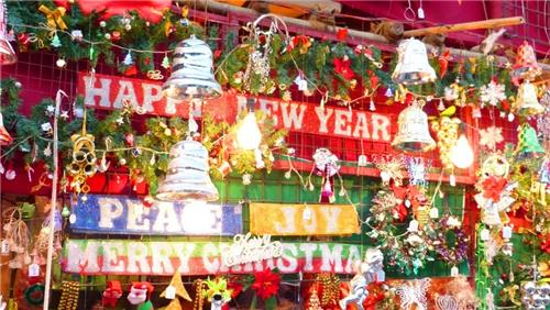 Christmas celebrations in Mumbai