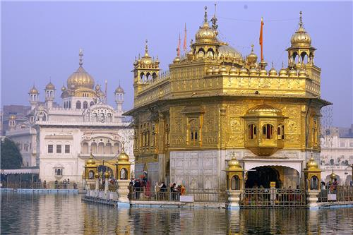 The Golden Temple Amritsar Punjab