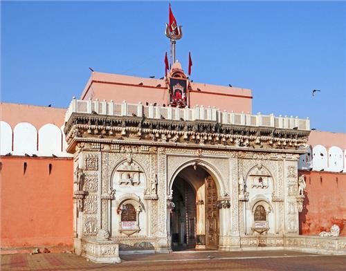 Temples of Goddess Durga