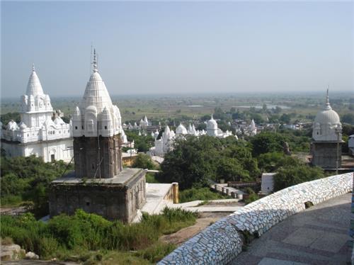Jain Temples in Sonagiri