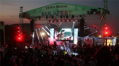SulaFest at Sula Vineyards