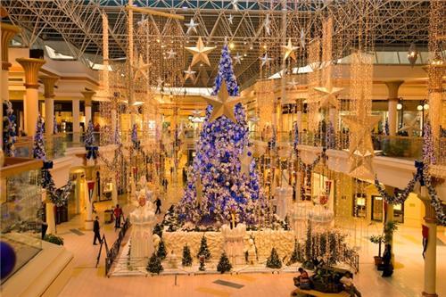 Malls in Dubai