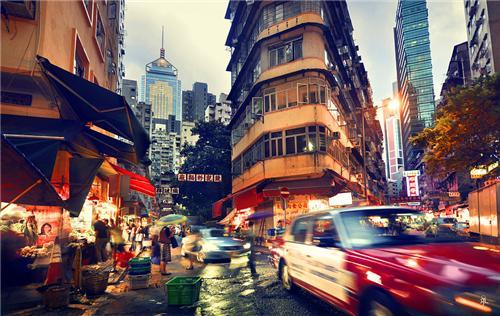 Computer Shopping in Hong Kong