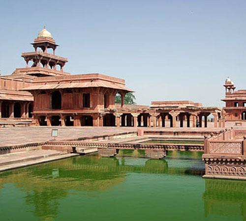 Mughal Monuments in India