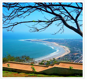 Famous beaches of Andhra Pradesh