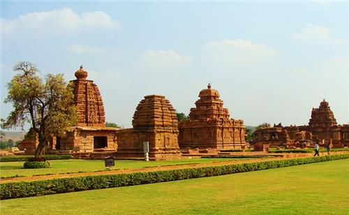 Mounuments at Pattadakal