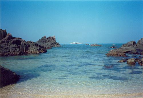 Special beaches in India