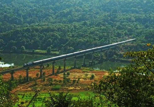 India on Trains
