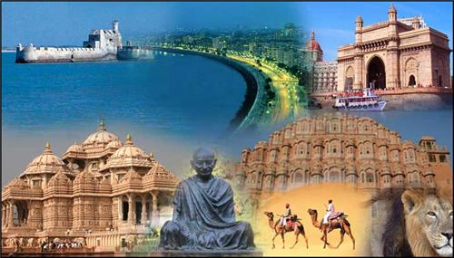 Tourist Destinations in Western India