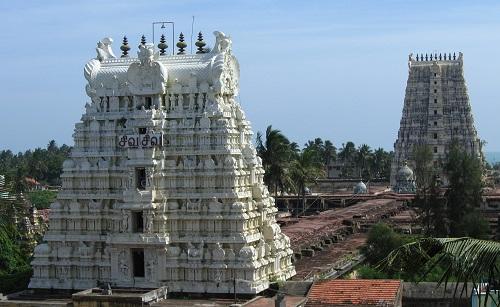 Rameswaram Temple