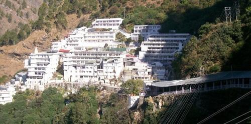 Shri Mata Vaishno Devi Temple