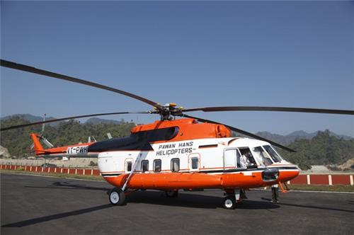 Helicopters in India