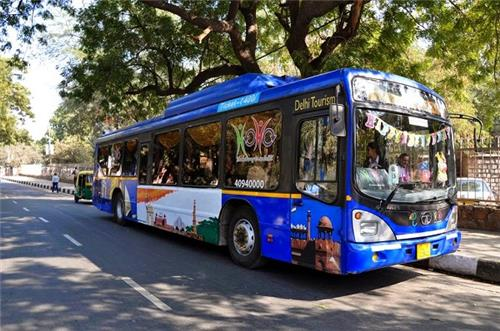 Tourist Buses in India