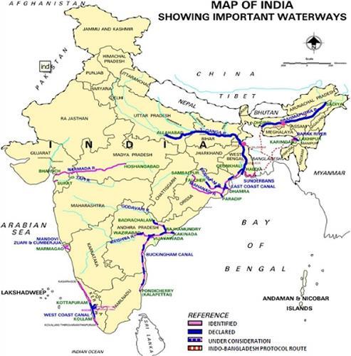 Indian Waterways