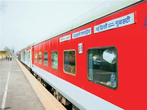 Express trains in India