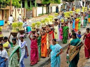 Unique Festival in Tamil Nadu