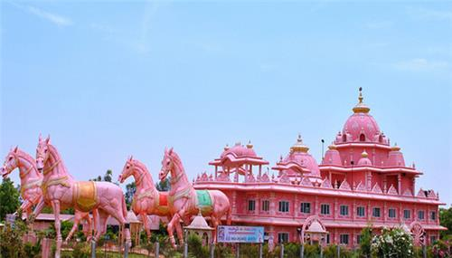ISKCON Temple in Anantpur