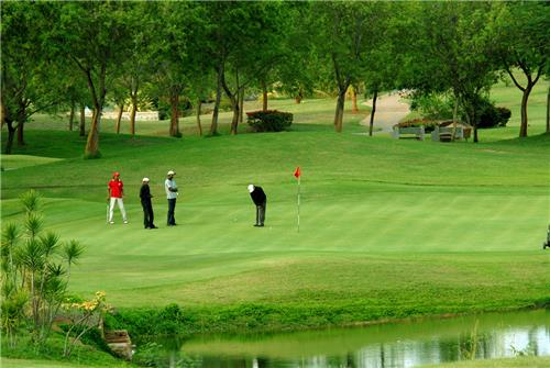 Golfing Holidays in India