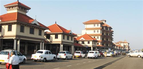 cochin airport colonial charm