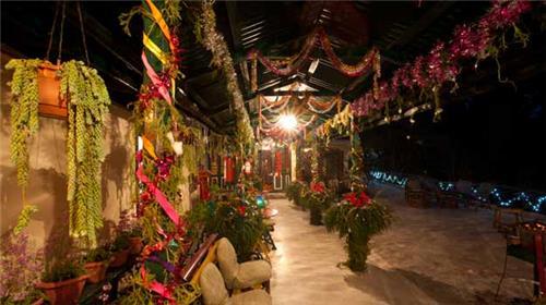 Christmas celebrations in Darjeeling