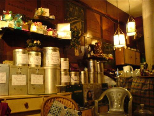 Dolly's tea shop kolkata
