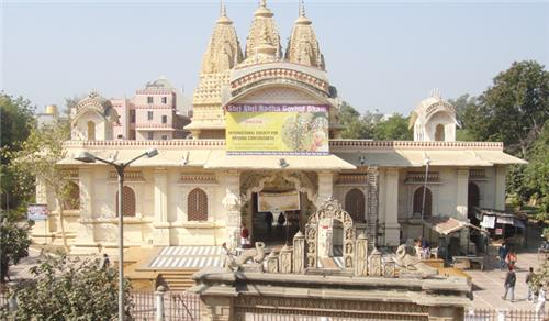 ISKCON Temple in Ahmedabad
